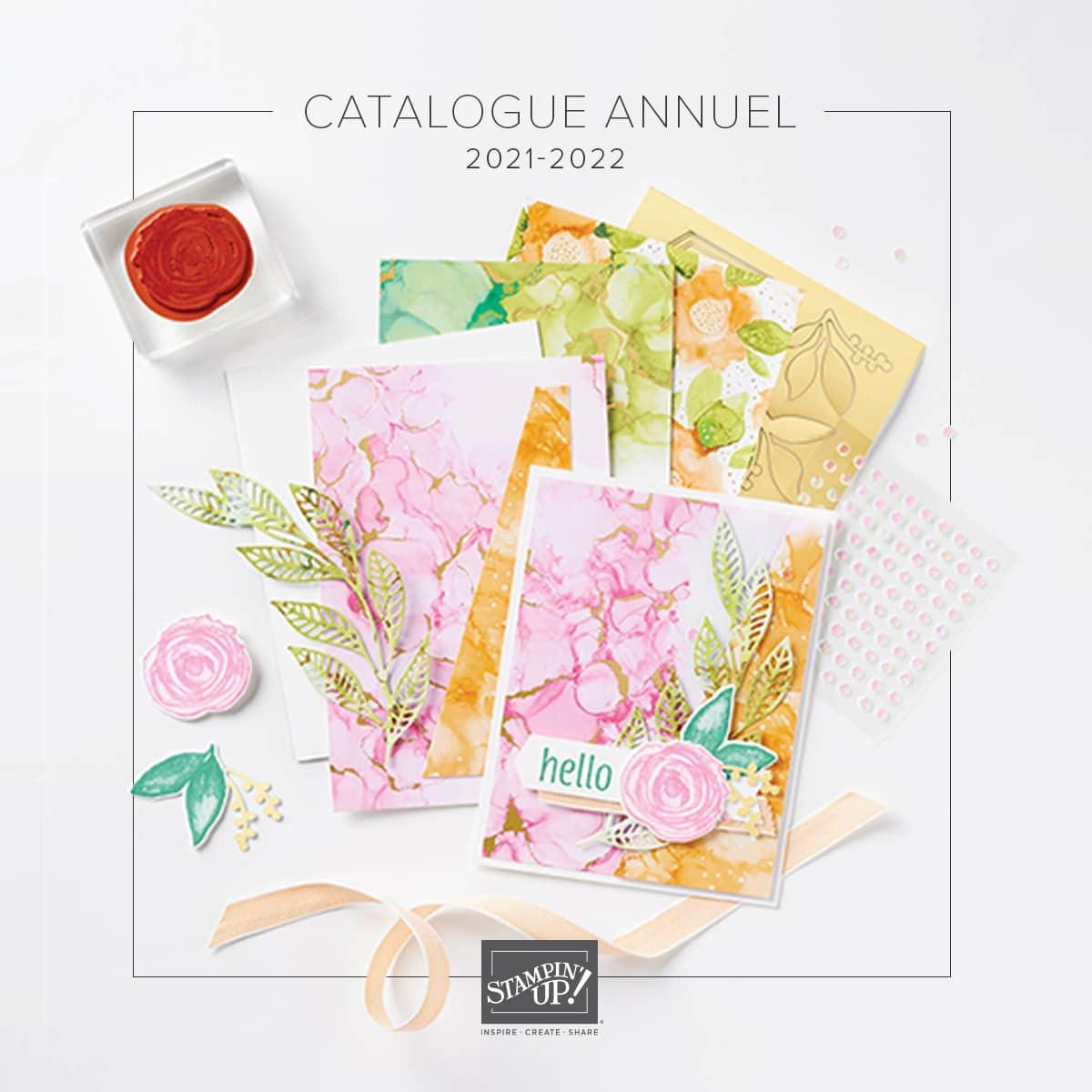 Catalogue Annuel 2021/2022