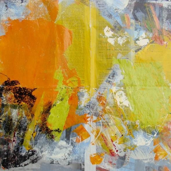 Malerisches Drucken Titel