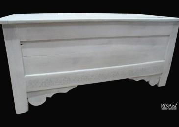 Male patine style shabby - Ateliers Renard