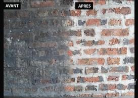 Mur de briques - Ateliers Renard
