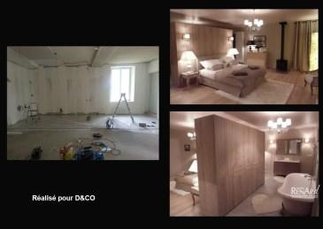 Application murale - Ateliers Renard