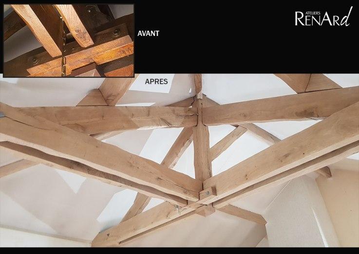 aerogommage-decapage-bois-poutresl-ateliers-renard