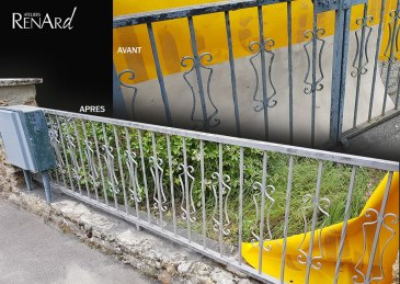 aerogommage-decapage-metal-portail-cloture-ateliers-renard