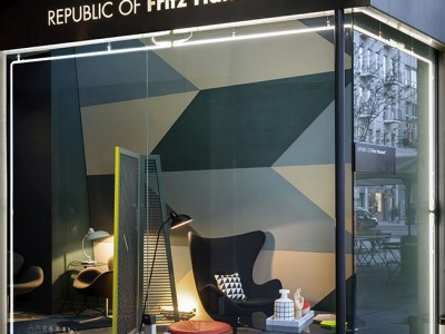 Fritz Hansen showroom