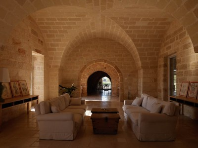 Masseria in Puglia  – photo by E. Cano