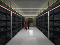 San Giovanni della Croce Data Center – Internal view
