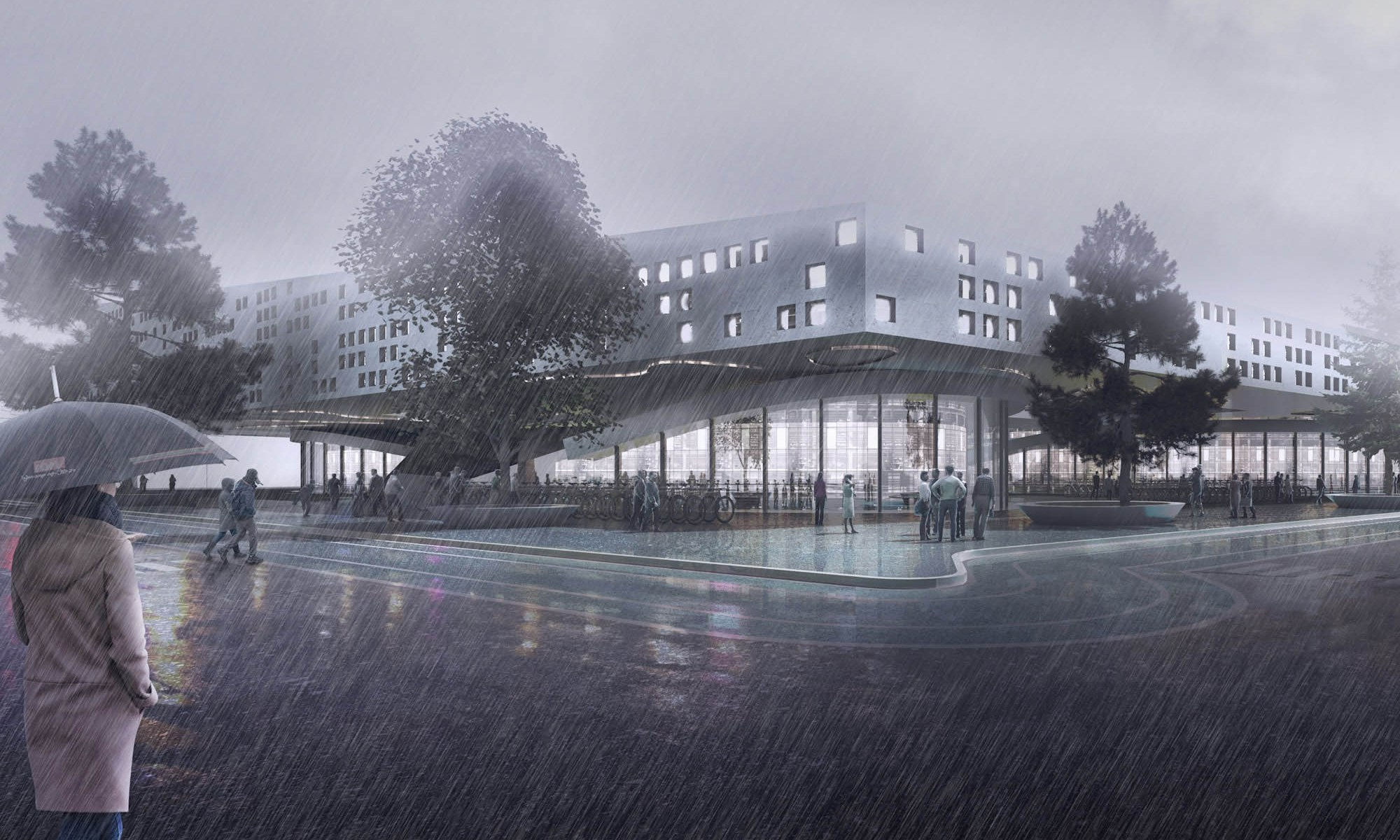 Torino Federal Building Competition