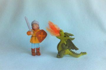 396 Joris en de Draak