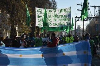 Protesta aguinaldo 1