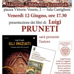 Biblioteca Comunale di Macerata - 12 Giugno 2015