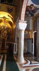 Podgorica Basilica Interno 6