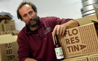 [TERRITORI COOPERATIU] Entrevista a Riccardo Casentini soci de La Florestina, la cervesa artesana de la Floresta