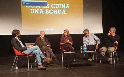 La necessitat de transformar l'economia amb un consum conscient marca un debat en la setmana de comerç just i finances ètiques de Sant Quirze del Vallès