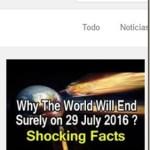 """¿El fin del mundo de julio """"mágicamente"""" se a/des-plaza a octubre?"""