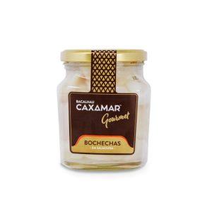 Bochechas de bacalhau Caxamar Gourmet 500g Até Ti