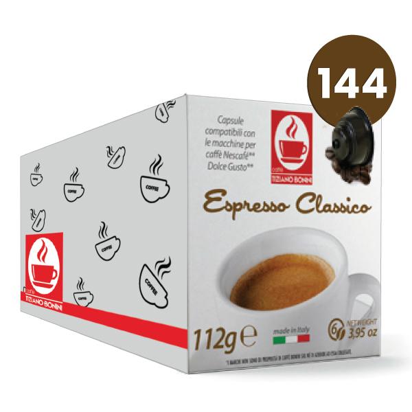 Café_Expresso_Classico_144_Cápsulas_Bonini_Até_Ti