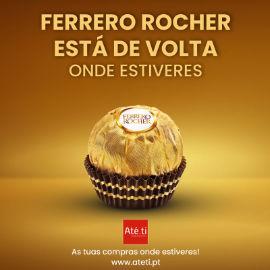 Ferrero Rocher está de volta