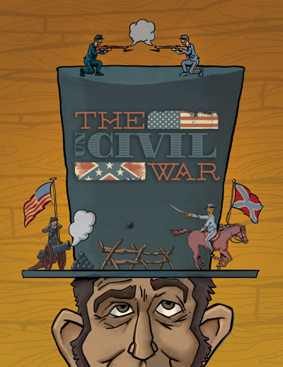 The Uncivil War Show Poster