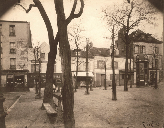 Eugene Atget Photography