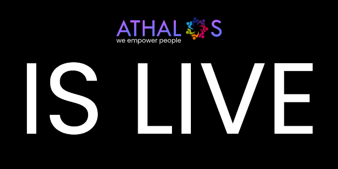 Athalos is live!