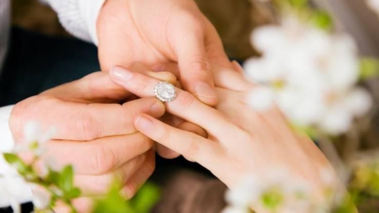 انخفاض الزواج