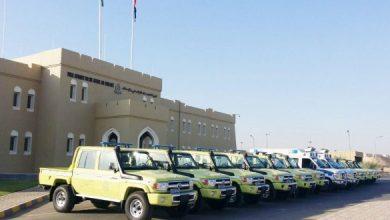 Photo of إنقاذ 6 أشخاص علقوا في وادٍ