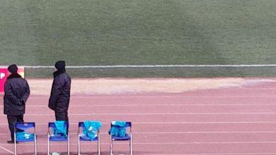 صورة تعرّف على درجة الحرارة أثناء مباراة منتخبنا الأولمبي أمام قطر