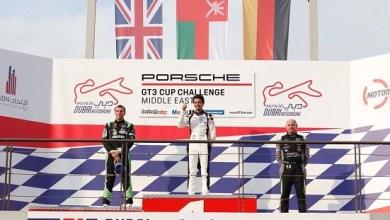 Photo of متسابقان عمانيان ينافسان في بطولة على مستوى الشرق الأوسط