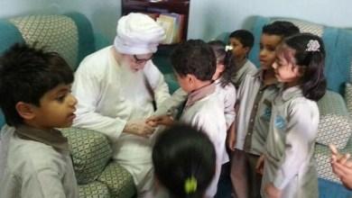 """صورة السلطنة تودع عالِما جليلا """"وفاة الشيخ جابر المسكري"""""""