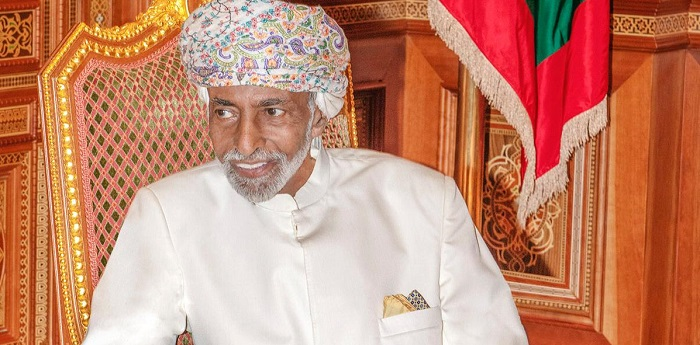 عاجل: جلالة السلطان يستقبل وزير الدفاع البريطاني