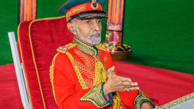 صورة بالصور والفيديو الإطلالات البهية لجلالة السلطان في عام ٢٠١٨