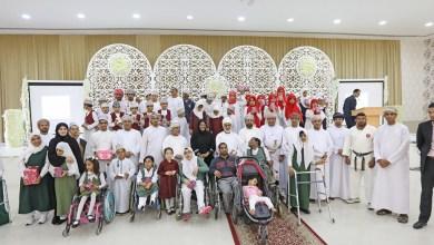 صورة تعاون بمؤسسة الزبير يقيم يومًا مفتوحا لأطفال مركز الوفاء بالخابورة