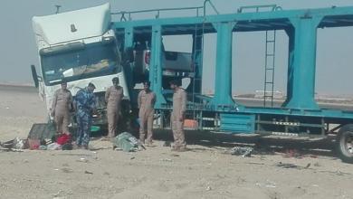 Photo of وفاتان في حادث سير وطيران الشرطة ينقلهما