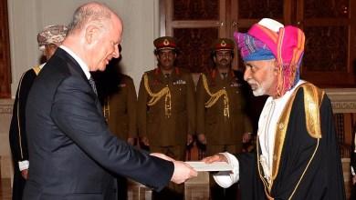 صورة السفير الأمريكي: السلطنة أقدم شريك عربي للولايات المتحدة
