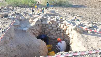 Photo of تنقيب أثري يكشف عن حضارتين عريقتين في المضيبي