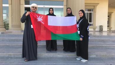 صورة استعدادًا لواشنطن: جامعة السلطان قابوس ثانيًا في مسابقة بالكويت