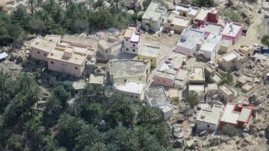 "Photo of بالصور: ""عمق الرباخ"" قرية سياحية تستخدم كمعبر إلى مجلس الجن"