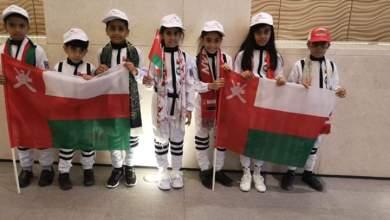 Photo of أصغر فريق عماني يشارك في بطولة دولية للروبوت