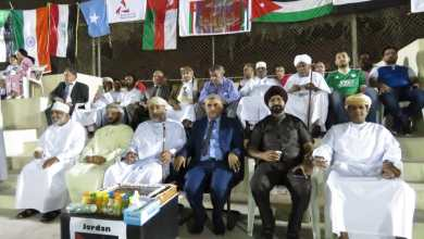 Photo of افتتاح بطولة الجاليات الكروية الثالثة على ملعب نادي صلالة