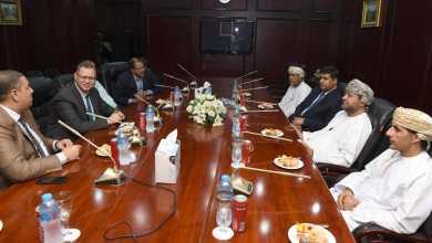 """Photo of رئيس """"الصحفيين العمانية"""" يبحث آفاق تدريب الصحفيين العُمانيين في مؤسسات مصرية"""