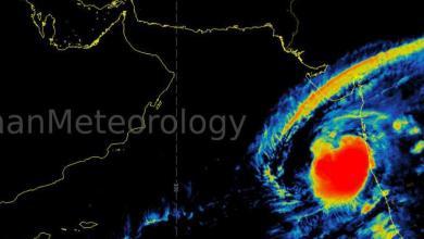 Photo of احتمالية لتحول الحالة المدارية إلى إعصار
