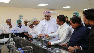 Photo of بالصور: افتتاح مصنع جديد في محوت