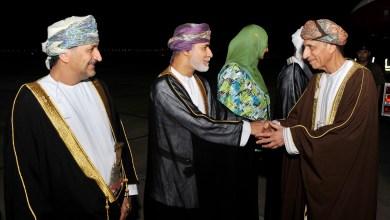 Photo of السيد فهد يعود للسلطنة