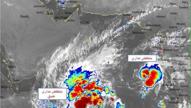 Photo of فرص لأمطار رعدية وحبات برد: إصدار تقرير عن حالة الطقس
