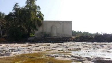 صورة لها اسمان: عين ماء عمانية تتميز بمياهها الكبريتية