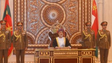 Photo of جلالة السلطان هيثم بن طارق يستقبل محمد بن زايد