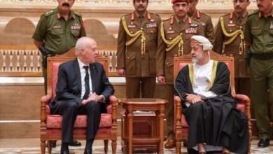 Photo of جلالة السلطان يستقبل الأمير تشارلز والرئيس التونسي