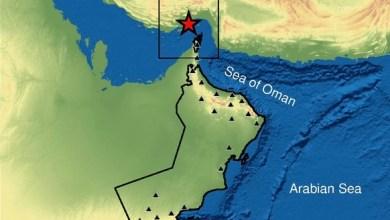 Photo of زلزال يبعد عن خصب 87 كم