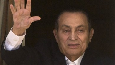 Photo of وسائل إعلام: وفاة حسني مبارك