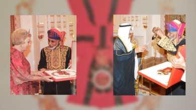 Photo of بين 2011 و 2018: أوسمة كثيرة أمر بها السلطان قابوس بن سعيد..تعرف على تفاصيلها